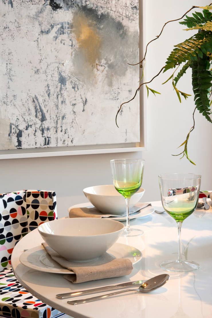 Dining Room Details:  Dining room by Roselind Wilson Design