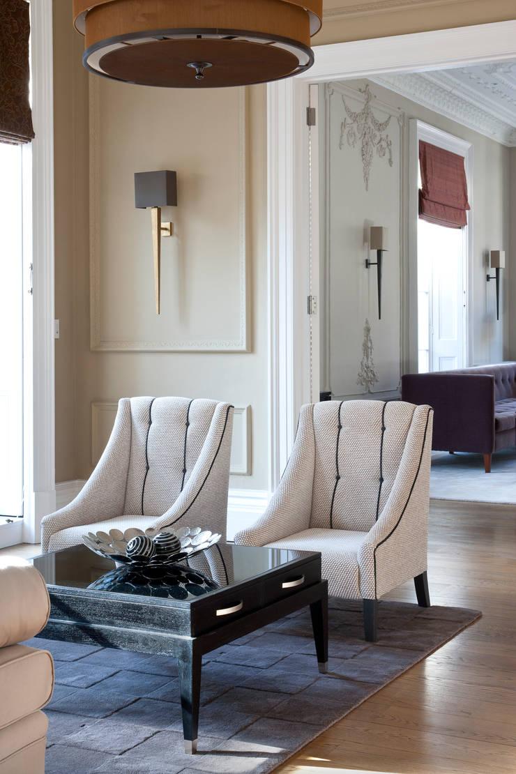 Living Room:  Living room by Roselind Wilson Design