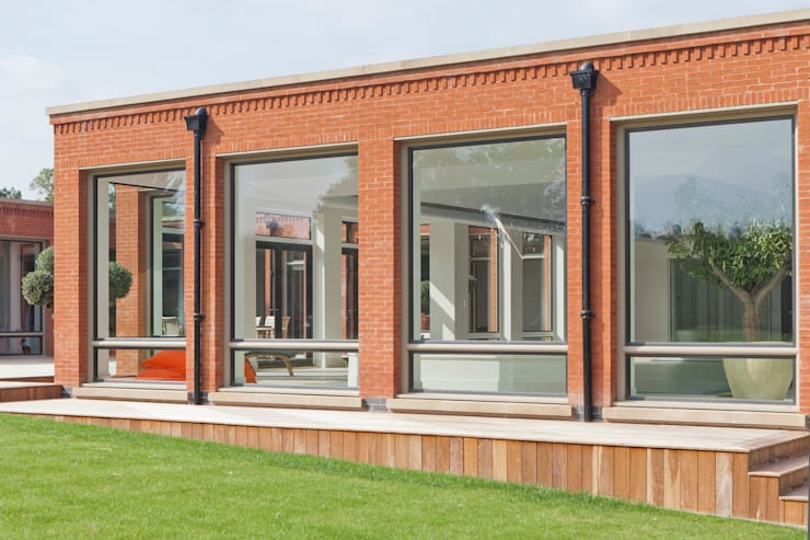 Windows & doors  by Architectural Bronze Ltd