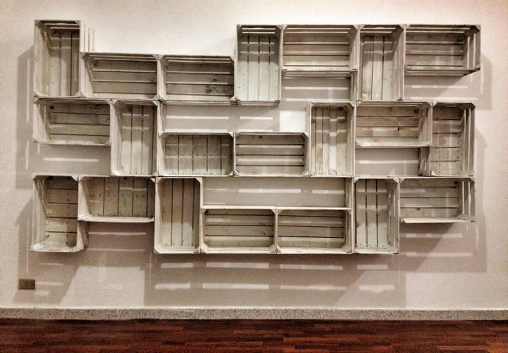 ARREDARE CON NIENTE:  in stile  di ARCò Architettura & Cooperazione
