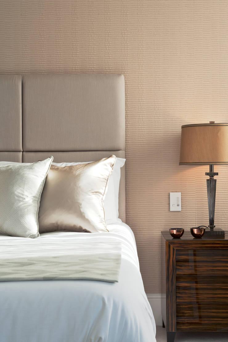 Bedroom Details:  Bedroom by Roselind Wilson Design