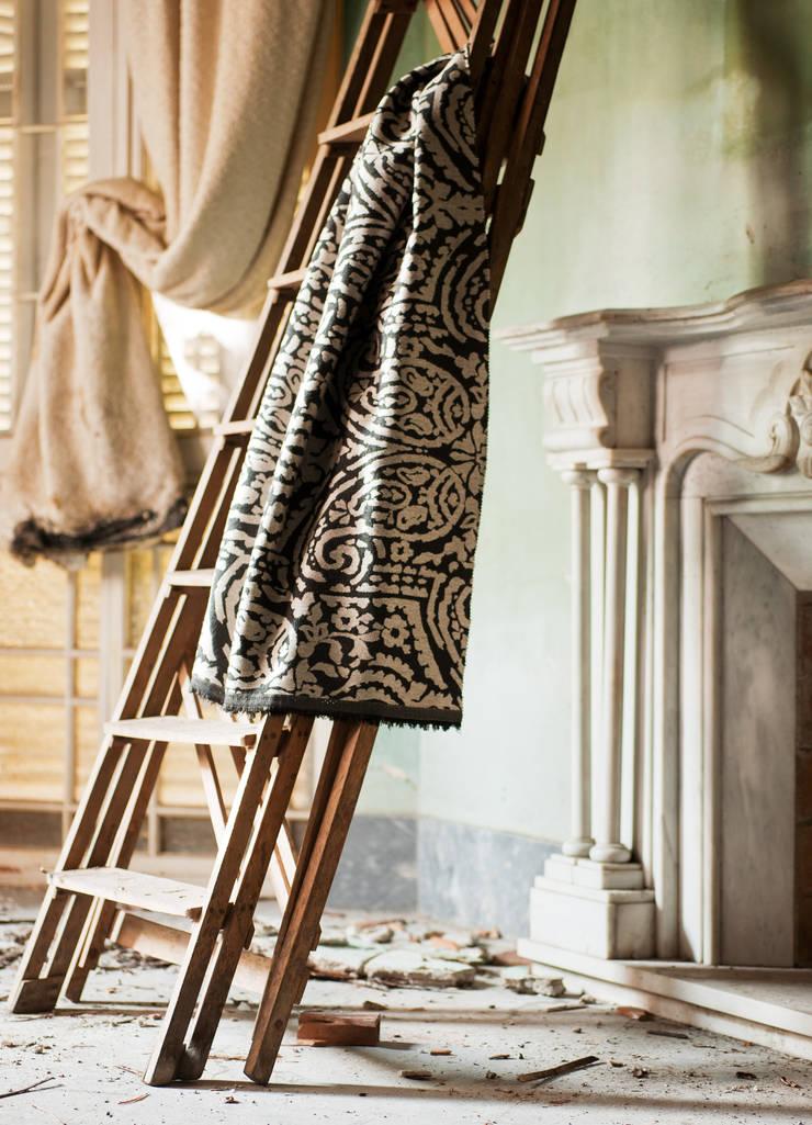 Karachi by James Malone:  Living room by AVOREZ   Exclusive UK Distributor