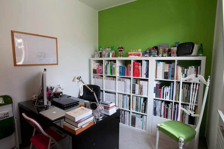 Studeerkamer/kantoor door Studio_P - Luca Porcu Design