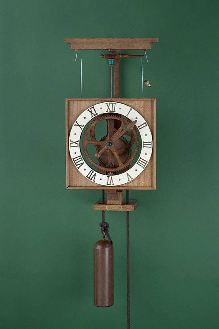 RELOJES DEL SIGLO XV. ARDAVÍN: Arte de estilo  de Relojes siglo XV Ardavin