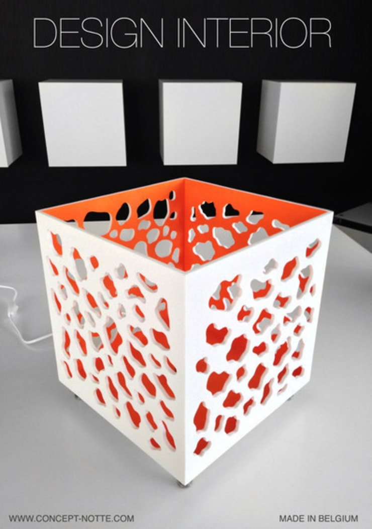 Lampe 101: Art de style  par Concept-notte