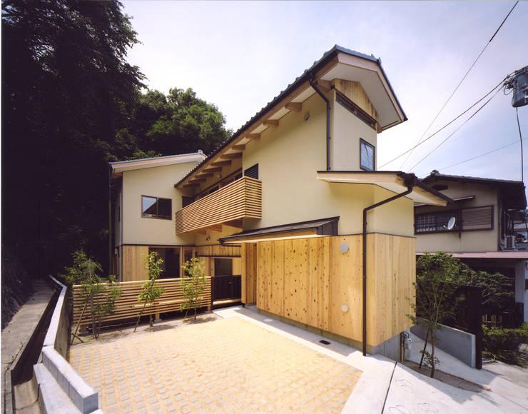 全景: kihon_formが手掛けた家です。