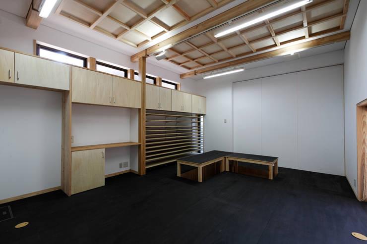 工房: kihon_formが手掛けた和室です。