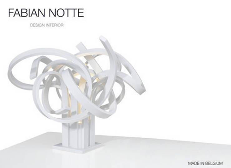 Lampe Gorgognia: Art de style  par Concept-notte