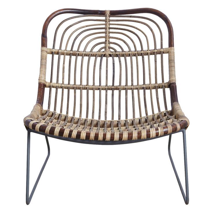 Kawa lounge chair:  Household by An Artful Life