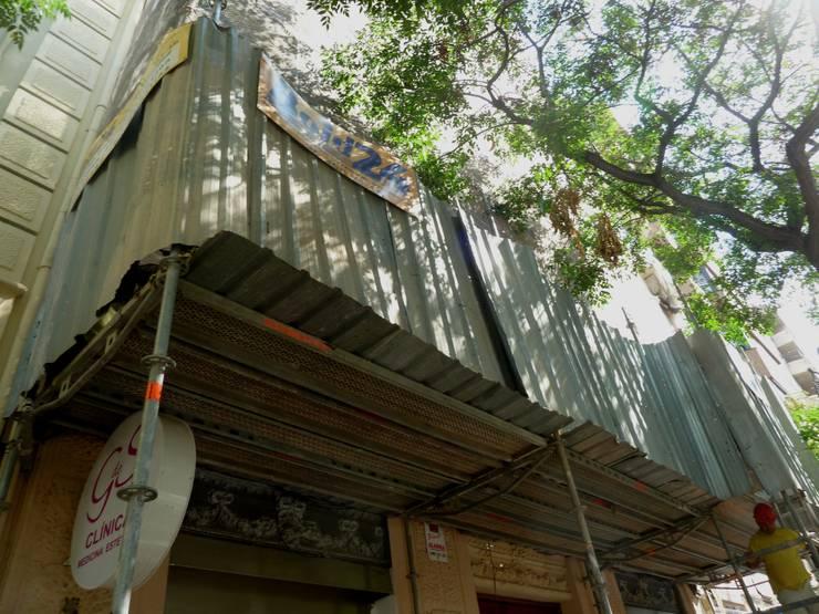 Rehabilitación en valencia: Terrazas de estilo  de ARG Arquitectos