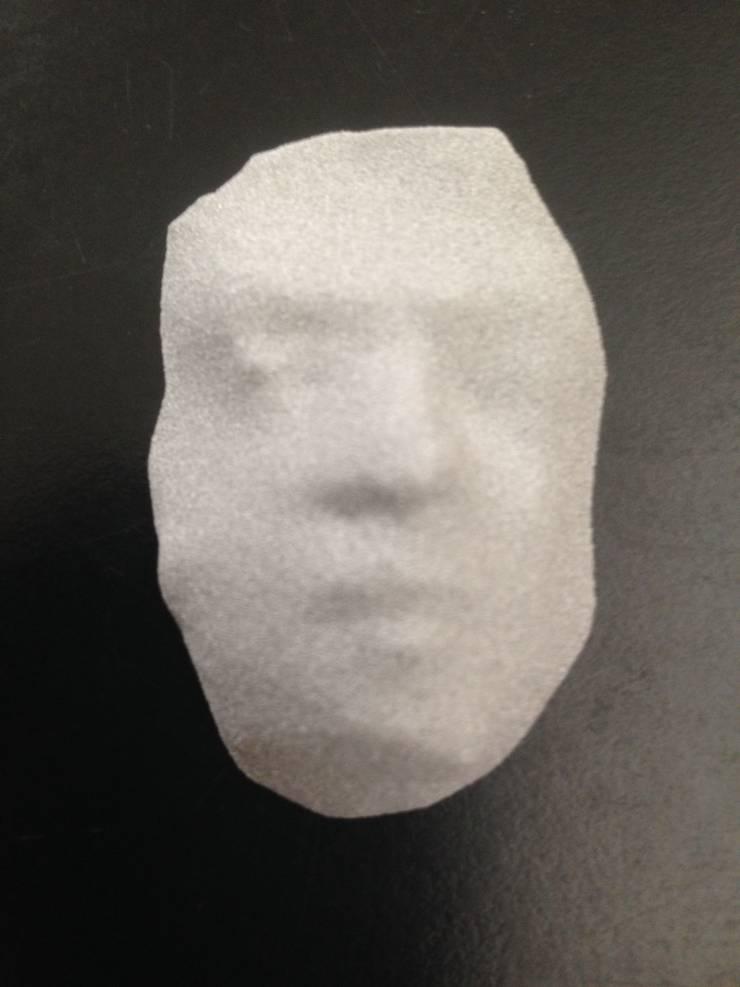 Faces:  Artwork by TIECOS Facilitation LLP