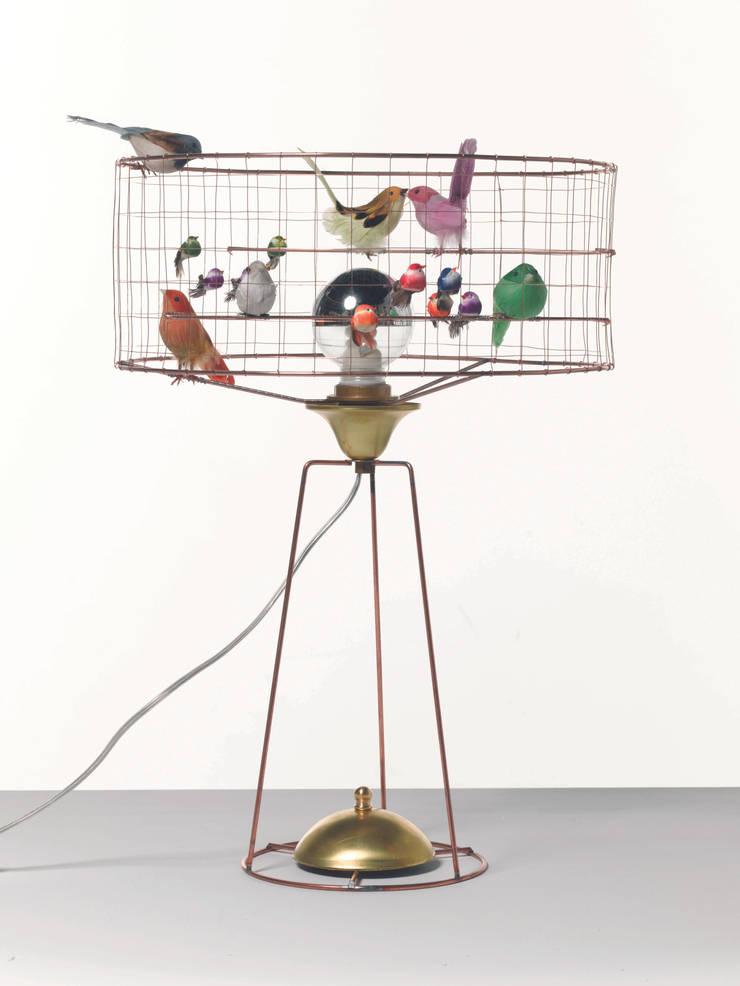 La Volière: Salon de style  par Mathieu Challières
