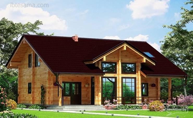 wood& steel construction:  Walls & flooring by nageco