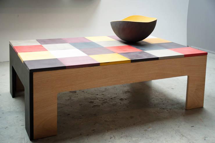 Table Fanfan by BOBUN: Salon de style  par BOBUN