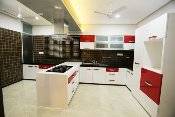 Private Residence:  Multimedia room by malvigajjar