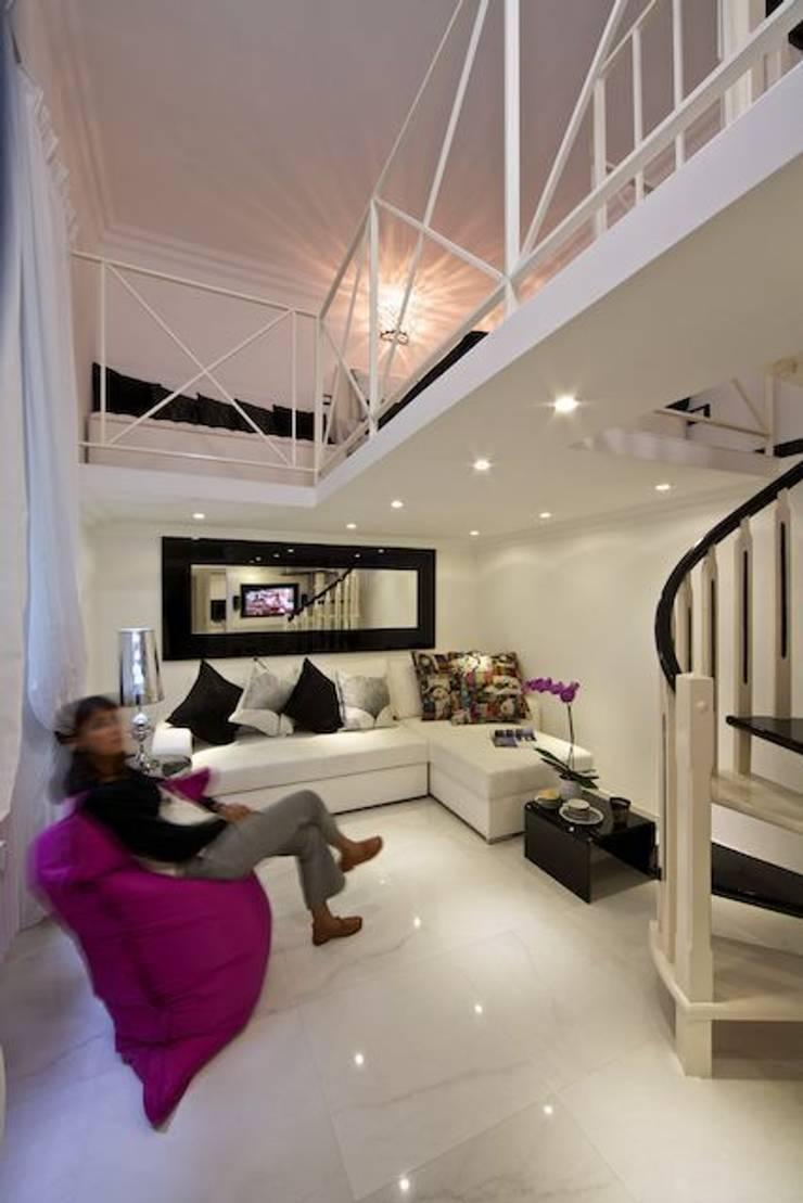 Living Area: Case in stile  di Pavart SRL,