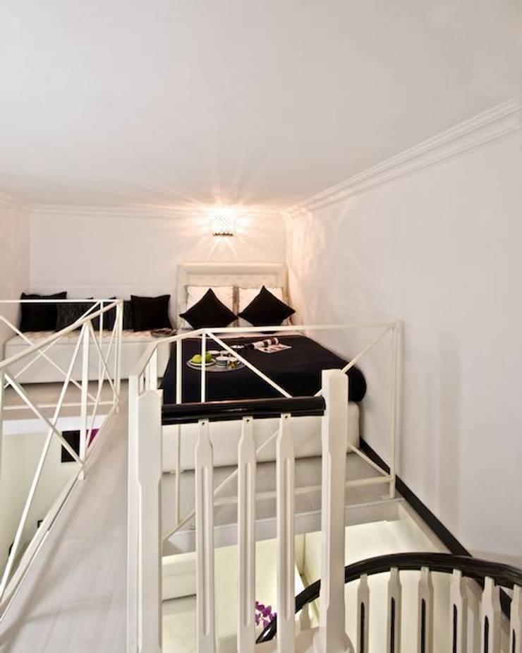 Loft upper view: Case in stile  di Pavart SRL,
