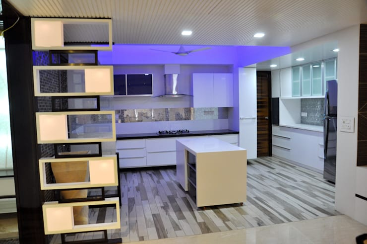 Kitchen:  Kitchen units by malvigajjar