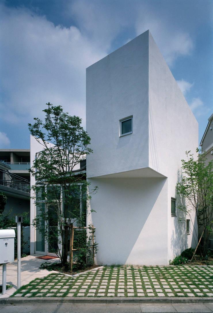 facade: 浅井アーキテクツ一級建築士事務所が手掛けたです。