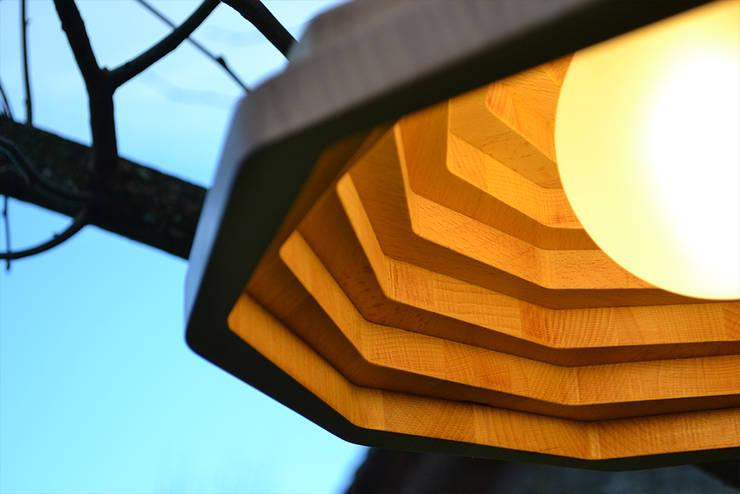 Babel: Maison de style  par We Want Wood
