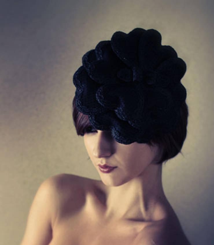 Fleur Noir: Art de style  par Estelle Dassé