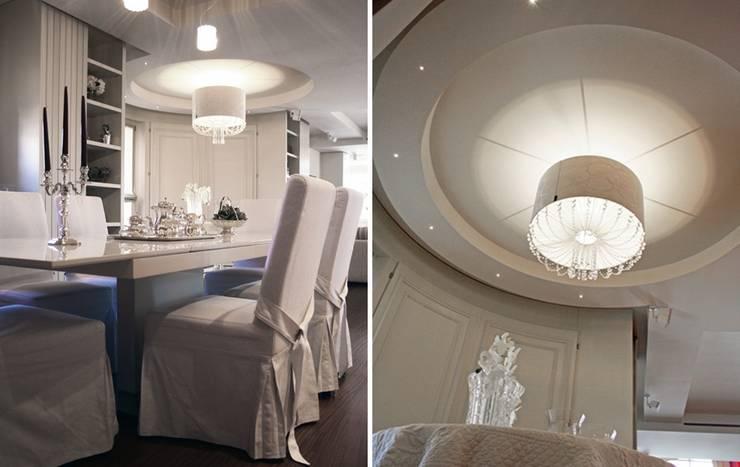 Casa Iasoni: Balcone, Veranda & Terrazzo in stile  di Pier Maria Giordani Architetto