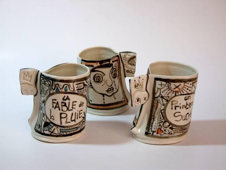 tasses: Art de style  par Aurélie Sellin