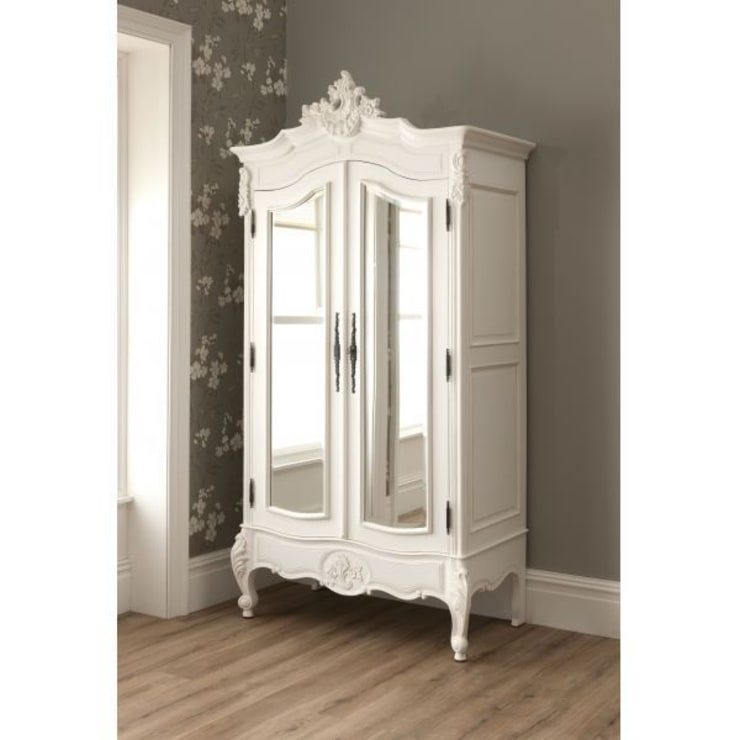 La Rochelle French Bedroom:  Bedroom by Homesdirect365