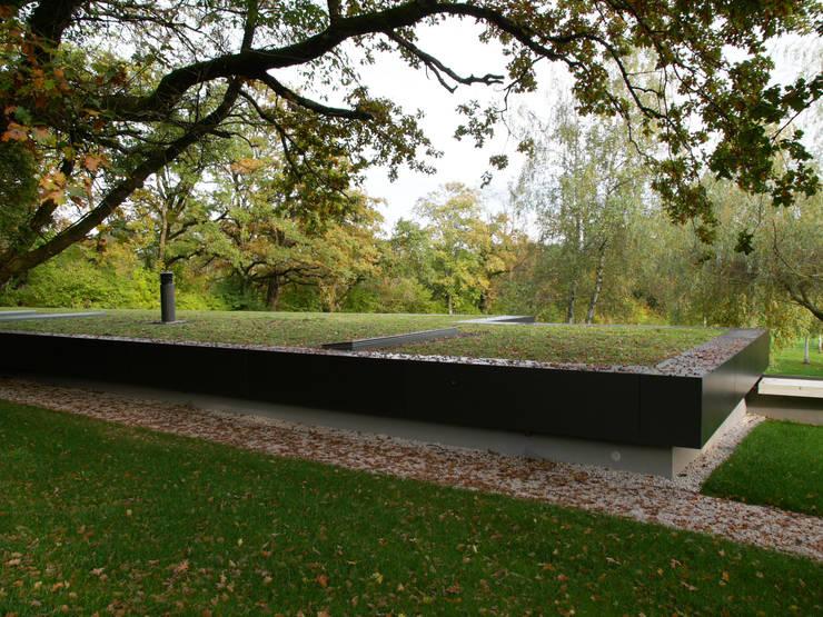 La toiture végétalisée :  de style  par  MMXI architecture