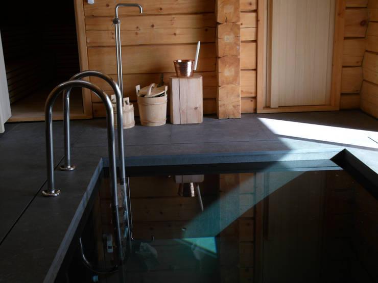 Le bain:  de style  par  MMXI architecture