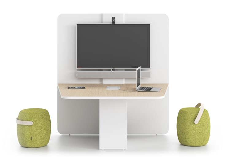 DV401 – E-MEDIA: Sala multimediale in stile  di DVO S.P.A.