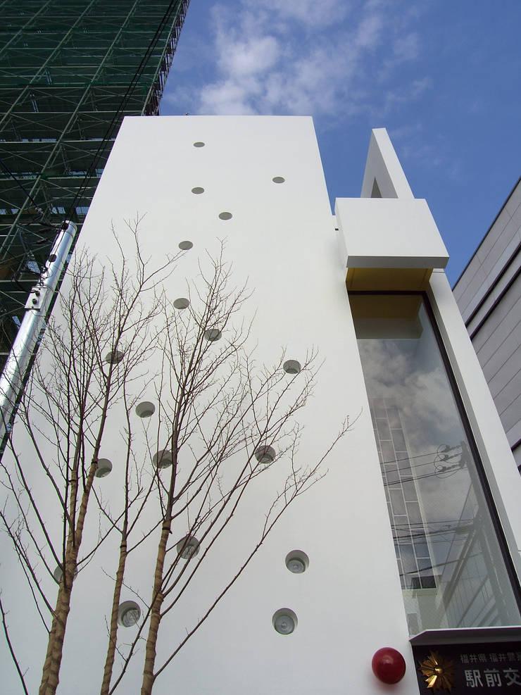Fukui Station Police Box : F.A.D.Sが手掛けたです。