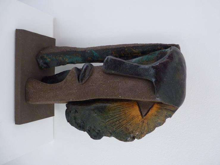 Sculptures terre grès: Art de style  par BRIST