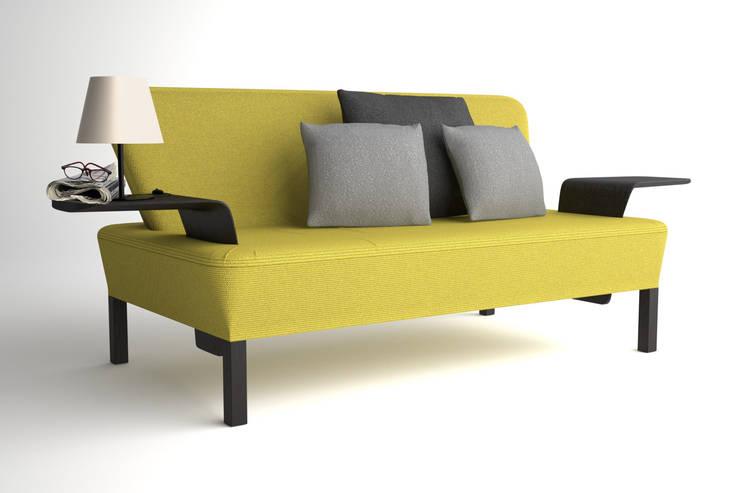 moderne Wohnzimmer von Kevin Depape Designer