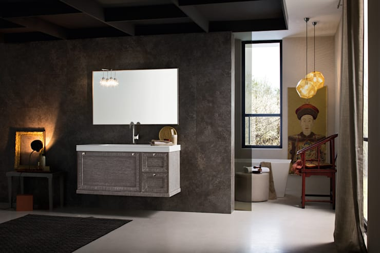 Mod. AUGUSTO: Bagno in stile  di arbi arredo bagno
