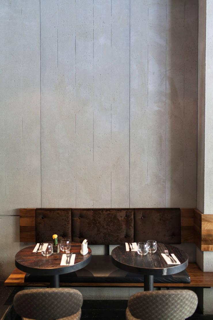 Rivoli: Restaurants de style  par Concrete LCDA