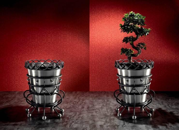 Botanic Sculpture :   by REINER HEBE MODERN CLASSIC ARTWORK