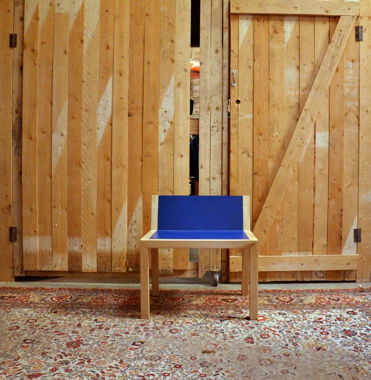 chaise Bisou bisou: Art de style  par Thomas Dumoulin