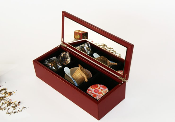 Modern - Scatola per Tè:  in stile  di GCCOLOMBO