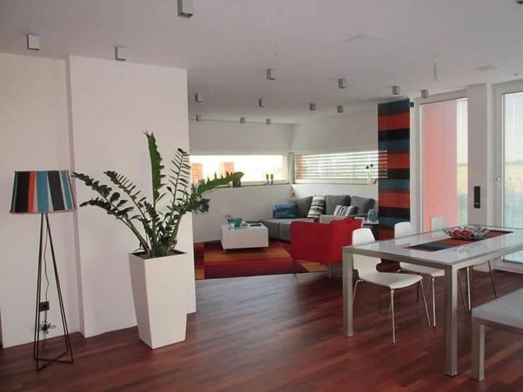 HOME DESIGN 2:  Wohnzimmer von Planungsbüro G A G R O