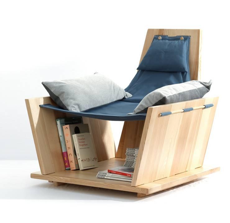 Projekty,  Salon zaprojektowane przez Punto Soave