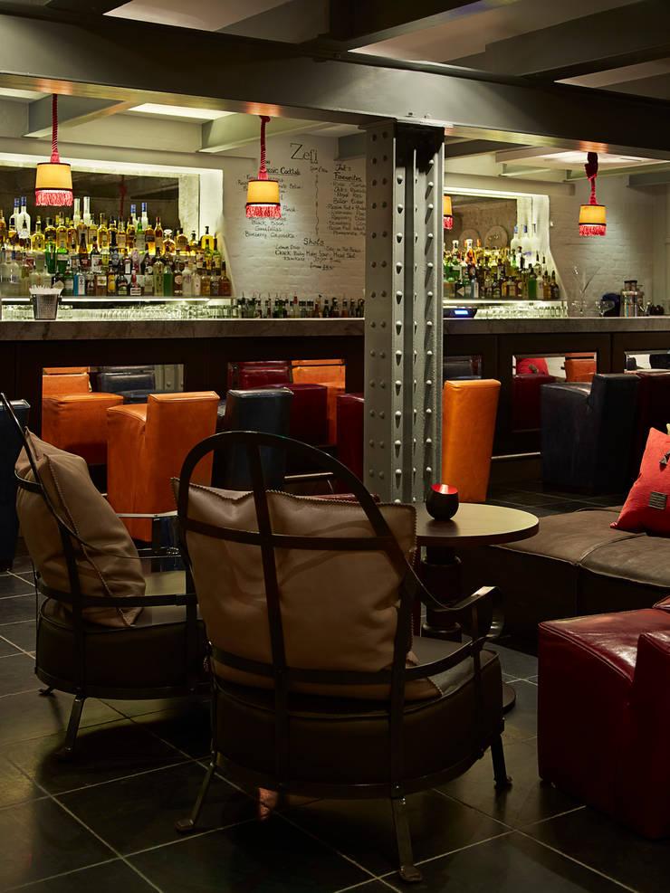 Zefi Bar, Kings Road, London:   by Anna Casa
