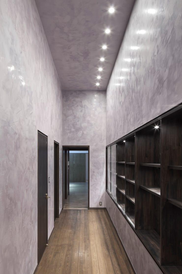 D-house gallary: Ground Design Co,. Ltd.が手掛けた和室です。