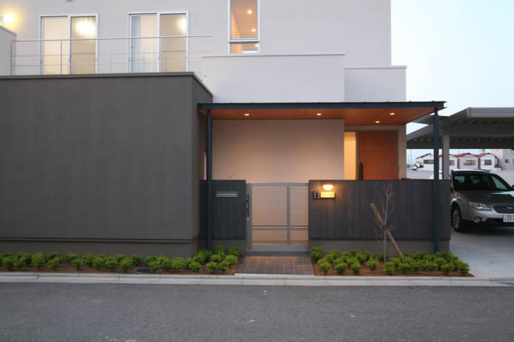 株式会社 U建築研究所의  주택
