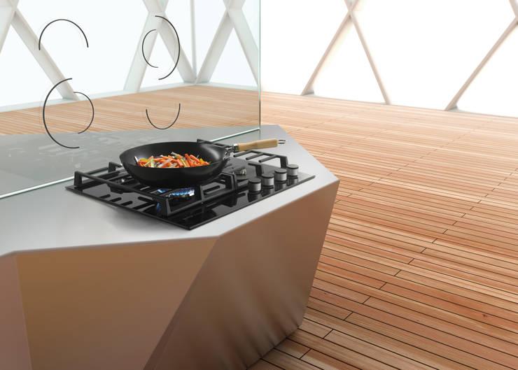 Simplicity 2: Cucina in stile  di Gorenje,