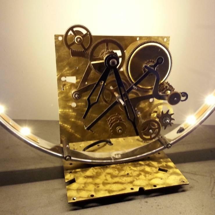 Lampe Alice: Maison de style  par Pierre Sans Paul