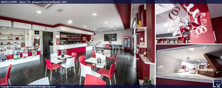 SOSTA CAFFE'. Seclì (LE):  in stile  di Area Arredamenti, Moderno