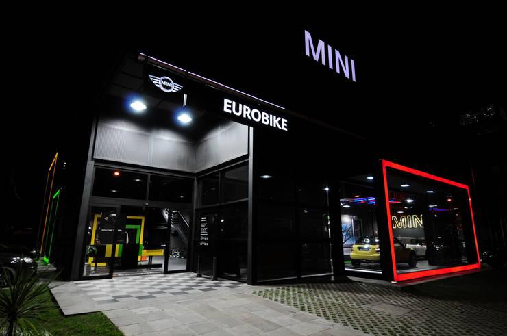 MINI Cooper Eurobike:   por RICARDOTRAMONTINA.ART