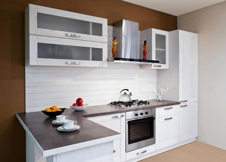 Cocinas de estilo  por Kiveda Deutschland GmbH