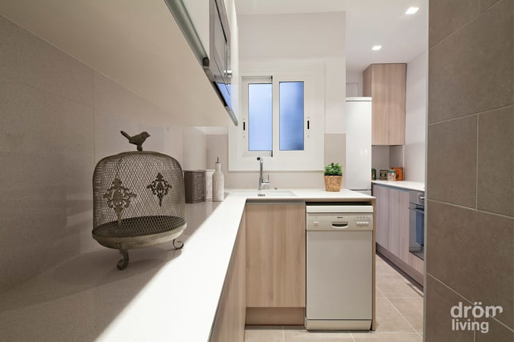 modern Kitchen by Dröm Living